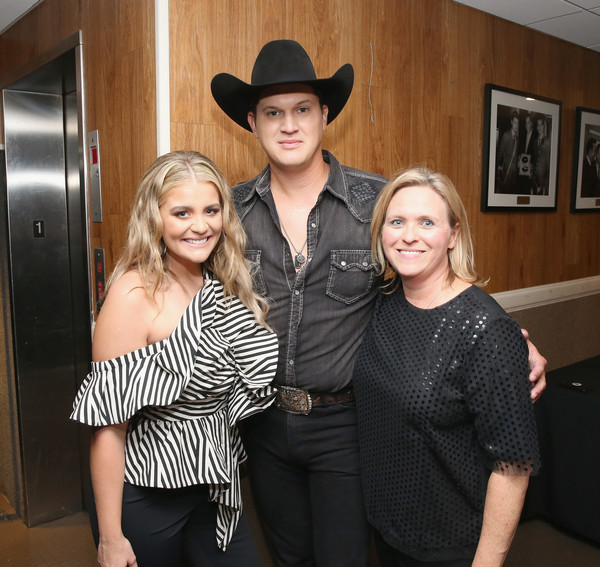 12th Annual ACM Honors - Backstage And Audience [photos,beauty,hat,fashion,event,headgear,fashion accessory,fun,smile,fedora,style,audience,lauren alaina,lisa lee,jon pardi,acm honors - backstage,l-r,nashville,tennessee,acm honors]