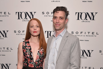 Lauren Ambrose Tony Honors Cocktail Party Presenting The 2018 Tony Honors For Excellence In The Theatre And Honoring The 2018 Special Award Recipients - Arrivals