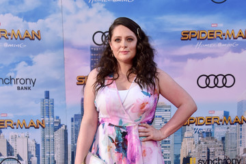 Lauren Ash Premiere of Columbia Pictures' 'Spider-Man: Homecoming' - Arrivals