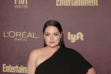 Lauren Ash FIJI Water At Entertainment Weekly Pre-Emmy Party