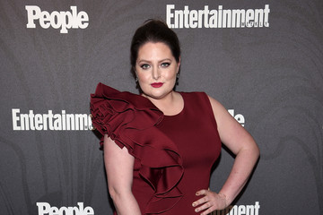 Lauren Ash Entertainment Weekly & People New York Upfronts Party 2018 - Arrivals