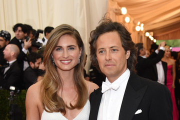 Lauren Bush Red Carpet Arrivals at the Met Gala — Part 3