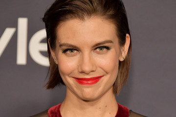 Lauren Cohan 3rd Annual InStyle Awards - Arrivals