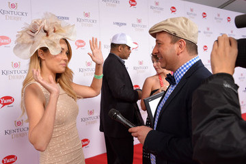 Lauren Conrad Moet & Chandon Toasts The 139th Kentucky Derby - Day 2