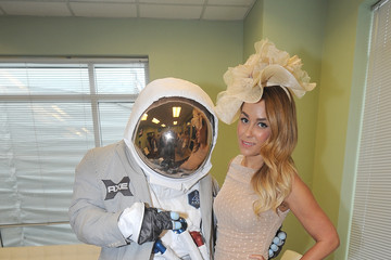 Lauren Conrad AXE Astronauts Bring A Taste Of Space To The Kentucky Derby