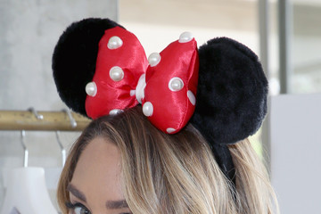 Lauren Conrad Lauren Conrad Debuts Her New Disney Minnie Mouse Collection Available Exclusively At Kohl's