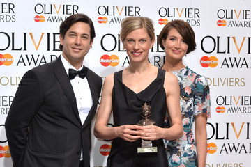 Lauren Cuthbertson The Olivier Awards - Winners Room