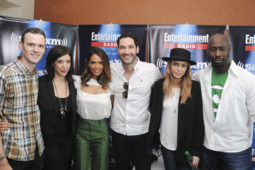Lauren German SiriusXM's Entertainment Weekly Radio Channel Broadcasts From Comic-Con 2015
