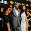 Lauren Hashian HBO 'Ballers' Season 2 Red Carpet Premiere and Reception in Miami