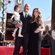 Lauren Hashian Dwayne Johnson Honored With Star on the Hollywood Walk of Fame