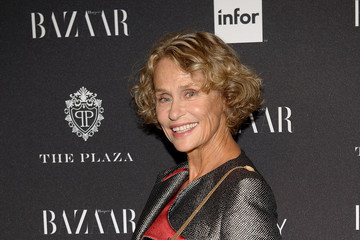 Lauren Hutton Samsung GALAXY At Harper's BAZAAR Celebrates Icons By Carine Roitfeld