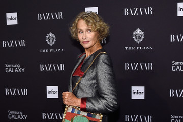 Lauren Hutton Moet & Chandon Toasts to Harper's Bazaar Icons - Arrivals