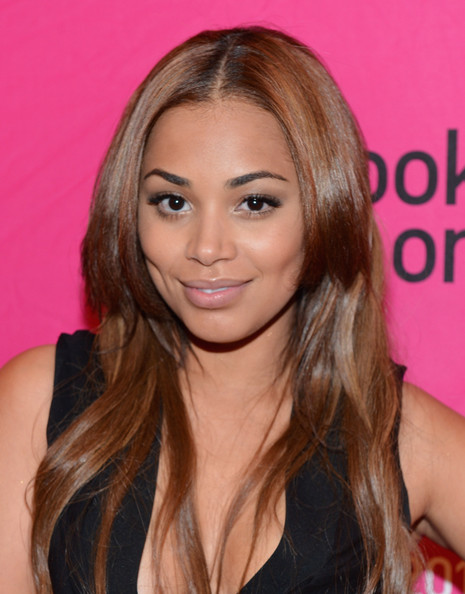 Lauren London Actress Lauren London attends the BET Networks' 2013 Los