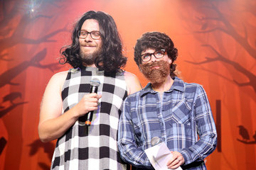 Lauren Miller Hilarity for Charity's 5th Annual Los Angeles Variety Show: Seth Rogen's Halloween