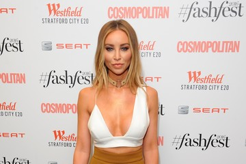 Lauren Pope Cosmopolitan #Fashfest 2016 VIP Show and Party