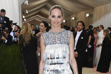 Lauren Santo Domingo 'Manus x Machina: Fashion In An Age of Technology' Costume Institute Gala - Arrivals