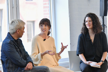 Lauren Sherman The Business Of Fashion Hosts A Panel On The Future Of Influence
