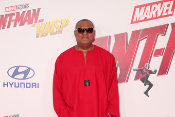 Laurence Fishburne Premiere Of Disney And Marvel's 'Ant-Man and the Wasp' - Arrivals