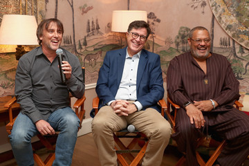 Laurence Fishburne Last Flag Flying Reception Hosted By Austin Film Society