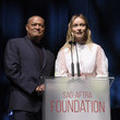 Laurence Fishburne SAG-AFTRA Foundation's 4th Annual Patron Of The Artists Awards - Inside
