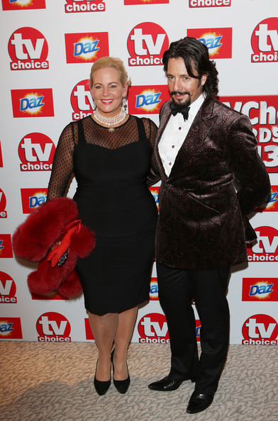 Arrivals at the TV Choice Awards — Part 2 []
