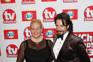 Laurence Llewelyn Bowen Arrivals at the TV Choice Awards — Part 2