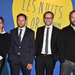 Laurent Witz 'The Panorama' Gala Dinner Photo Call