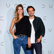 """Laury Thilleman """"Dune"""" Photocall At Le Grand Rex In Paris"""