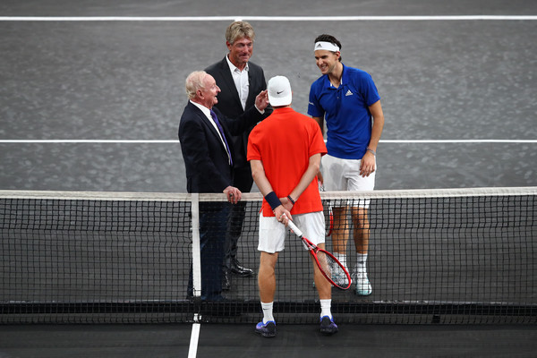 Laver Cup 2019 - Day 1