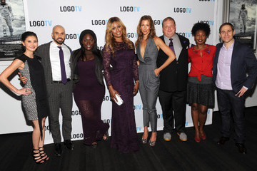 Laverne Cox Danielle Brooks 'Laverne Cox Presents: The T Word' Screening