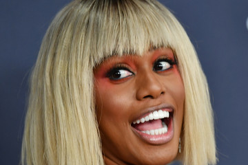 Laverne Cox 77th Annual Golden Globe Awards - Social Ready Content