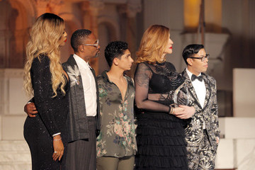 Laverne Cox 13th Annual Outfest Legacy Awards - Inside