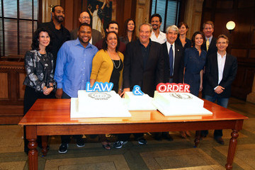 "Steve Zirnkilton ""Law & Order"" 20th Season Kickoff Celebration"