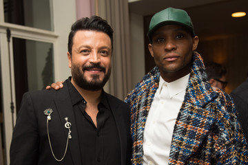 Law Roach Zuhair Murad Cocktail Party