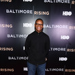Lawrence Gilliard Jr. Red Carpet Premiere of HBO Documentary 'Baltimore Rising'