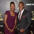 Lawrence Saint-Victor The 41st Annual Daytime Emmy Awards - Arrivals