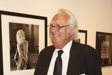 "Richard Meier Lawrence Schiller ""Marilyn & Me"" Opening"