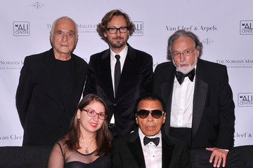 Lawrence Schiller Nicolas Bos Norman Mailer Center 4th Annual Benefit Gala - Arrivals
