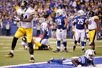 Lawrence Timmons Pittsburgh Steelers v Indianapolis Colts