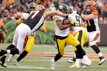 Lawrence Timmons Pittsburgh Steelers v Cincinnati Bengals
