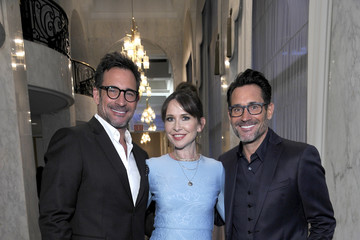 Lawrence Zarian Gregory Zarian UCLA Jonsson Cancer Center Foundation Hosts 24th Annual Taste For A Cure Event Honoring President Of Lionsgate Television Group, Sandra Stern