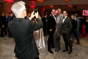 Lawrence Zarian Gregory Zarian The Trevor Project's TrevorLIVE LA 2018 - Show & After Party