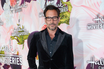 Lawrence Zarian Hallmark Channel and Hallmark Movies and Mysteries Winter 2018 TCA Press Tour - Red Carpet