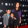 Layla Crawford UNCF Hosts The 33rd Annual An Evening With The Stars - Red Carpet