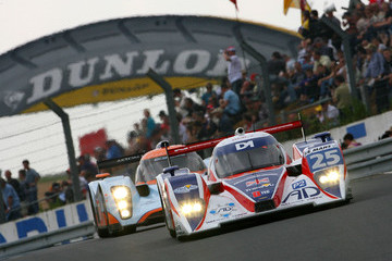 Andy Wallace Le Mans 24h Race