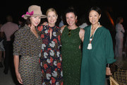 (L-R) LeeAnn Jarvis,  Kate Butler, Garance Dore and Joany Lee attend Garance Doré, founder of Atelier Doré, celebrates Au Soleil:A Summer Soirée by Le Méridien – a global programme that brings the playful glamour of 1960s European Summers to Le Méridien hotels around the world, on July 12, 2018 in Beverly Hills, California.