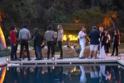 Guests attend Garance Doré, founder of Atelier Doré, celebrates Au Soleil:A Summer Soirée by Le Méridien – a global programme that brings the playful glamour of 1960s European Summers to Le Méridien hotels around the world, on July 12, 2018 in Beverly Hills, California.