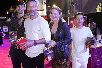 LeAnn Rimes McDonald's Brings Happy Meals and Festive Moments To 'The Lion King' Premiere After Party