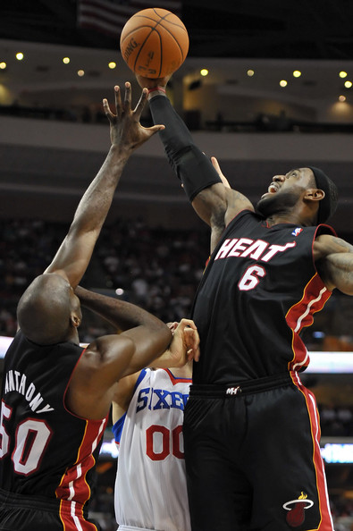 lebron james miami heat 6. LeBron James LeBron James #6