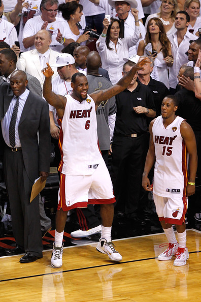 LeBron James - 2012 NBA Finals - Game Five